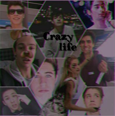 Fanfic / Fanfiction Crazy life