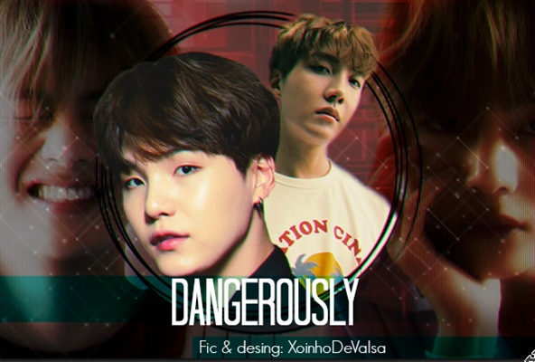 Fanfic / Fanfiction Dangerously - Yoonseok/sope