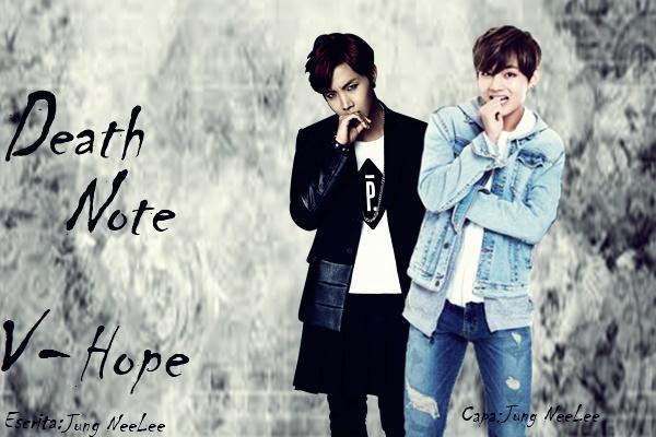 Fanfic / Fanfiction Death Note V-Hope