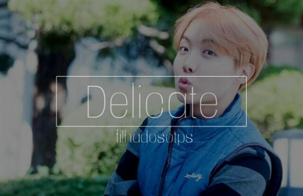 Fanfic / Fanfiction Delicate ❀ Yoonseok ❀