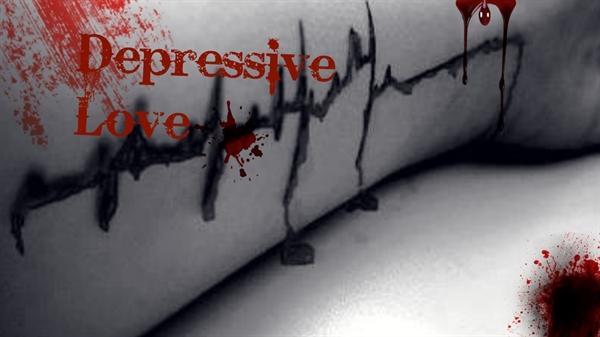 Fanfic / Fanfiction Depressive love- imagine taehyung