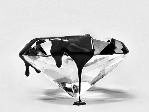 Fanfic / Fanfiction Diamante Negro