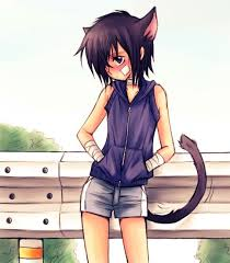 Fanfic / Fanfiction Diário de uma garota gatinha ~literalmente~