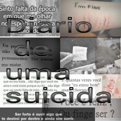 Fanfic / Fanfiction Diario de uma suicida...
