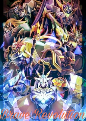 Fanfic / Fanfiction Digimon Story:Brave Revolution