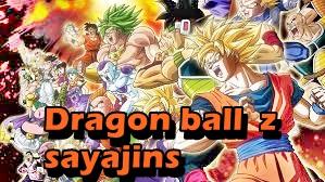 Fanfic / Fanfiction Dragon ball za guerra sayajin