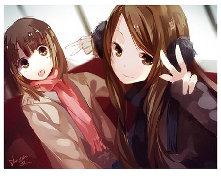 Fanfic / Fanfiction Duas bakas em animes