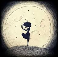 Fanfic / Fanfiction Ela é da lua?