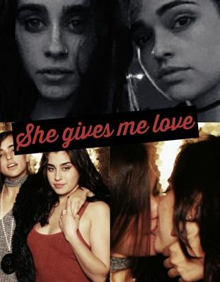 Fanfic / Fanfiction Ela me deu amor.