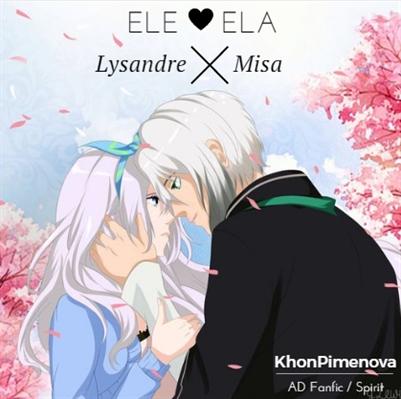 Fanfic / Fanfiction Ele & Ela   Lysandre & Misa