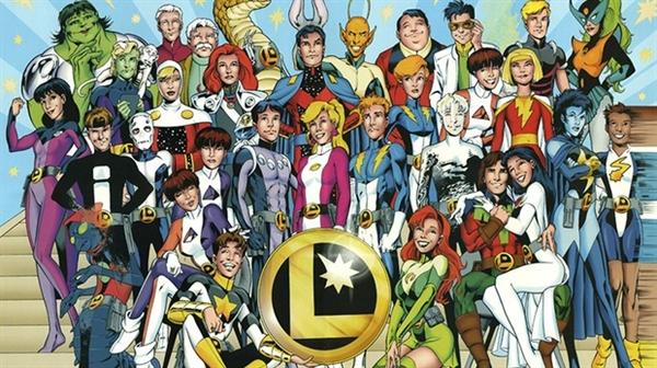 Fanfic / Fanfiction Escola De Super-Heróis - Interativa