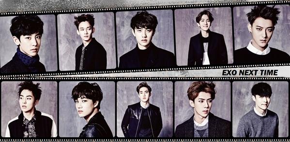 Fanfic / Fanfiction EXO Next Time