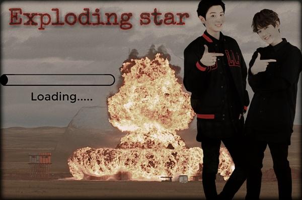 Fanfic / Fanfiction Exploding star