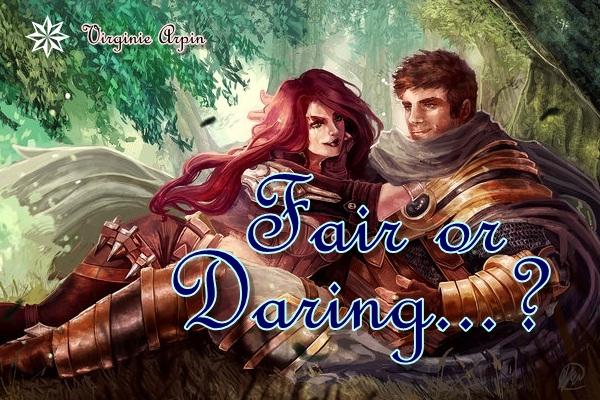 Fanfic / Fanfiction Fair or Daring...?