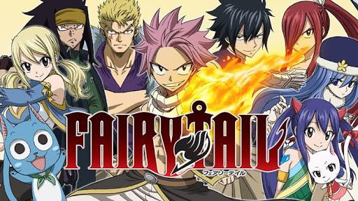 Fanfic / Fanfiction Fairy Tail, Interativa.