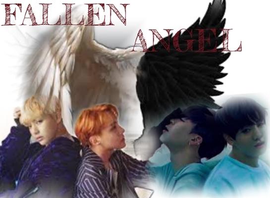 Fanfic / Fanfiction Fallen Angel ! ( Jikook And Vhope)