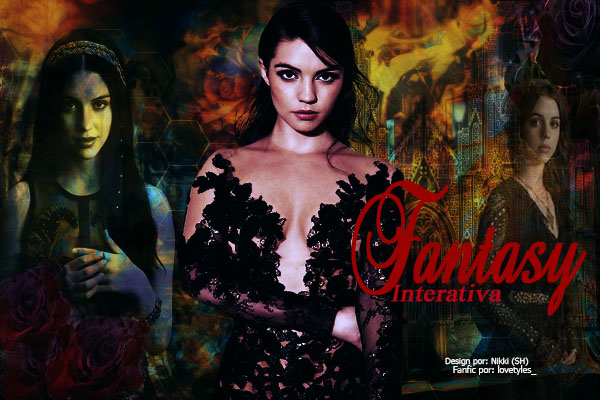 Fanfic / Fanfiction Fantasy - Interativa