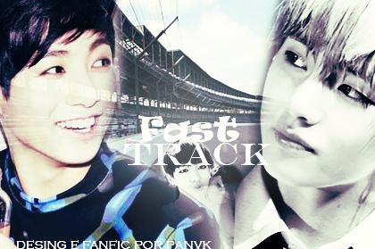 Fanfic / Fanfiction Fast Track ( VKOOK / TAEKOOK )