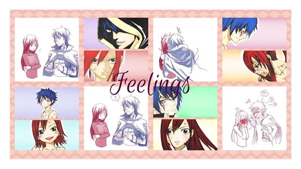 Fanfic / Fanfiction The Feelings - Jerza