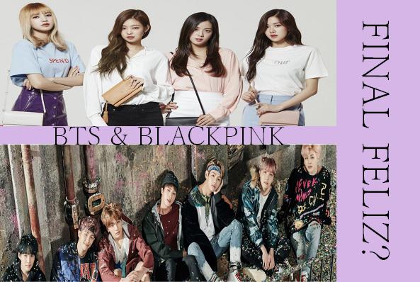 Fanfic / Fanfiction Final Feliz?(BTS e blackpink)