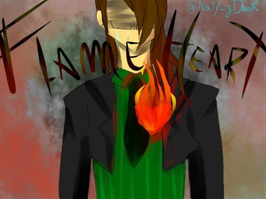 Fanfic / Fanfiction Flame Heart