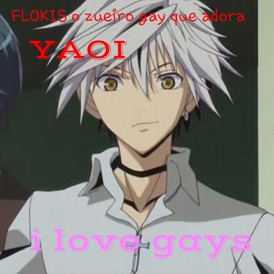 Fanfic / Fanfiction Flokis o gay divo