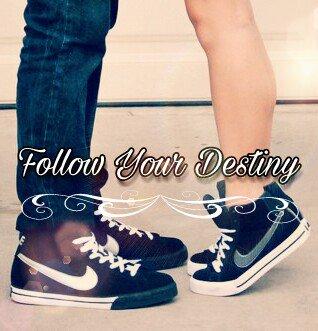 Fanfic / Fanfiction Follow Your Destiny