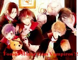 Fanfic / Fanfiction Fomos Morar Com Vampiros ?!