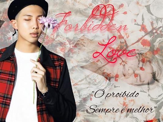 Fanfic / Fanfiction Forbidden Love One Shot (Hot imagine Nanjoon)
