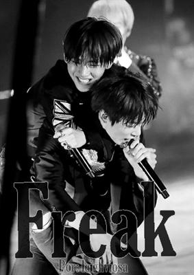 Fanfic / Fanfiction Freak Taekook One Shot