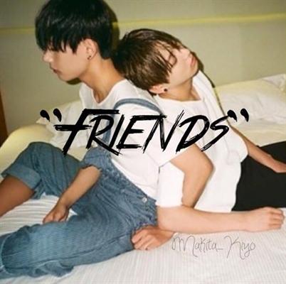 "Fanfic / Fanfiction ""Friends"" - VKook"
