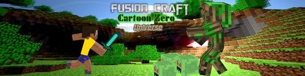 Fanfic / Fanfiction FusionCraft - A História