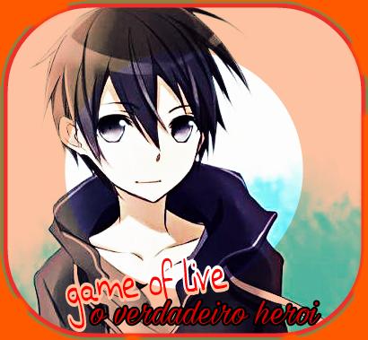 Fanfic / Fanfiction Games of live:o verdadeiro heroi