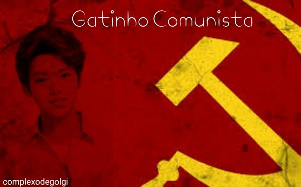 Fanfic / Fanfiction Gatinho Comunista