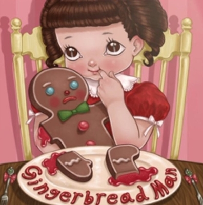 Fanfic / Fanfiction Gingerbread Man