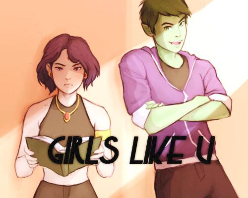Fanfic / Fanfiction Girls like u