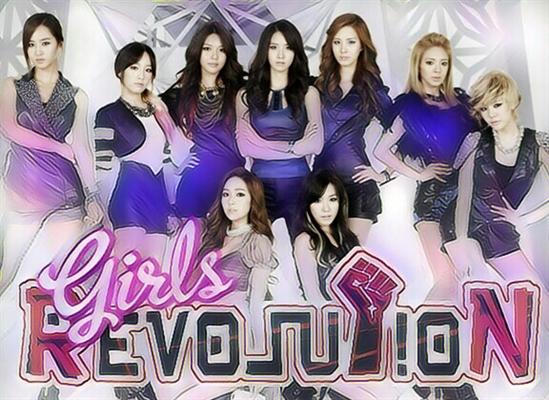 Fanfic / Fanfiction Girls Revolution- Interativa