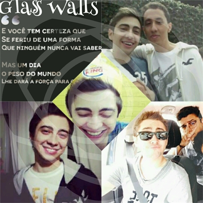 Fanfic / Fanfiction Glass Walls