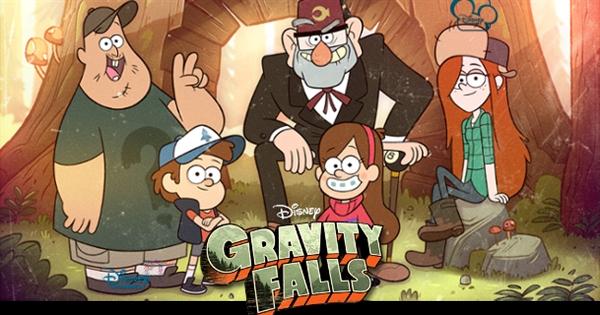 Fanfic / Fanfiction Gravity Falls (INTERATIVA)