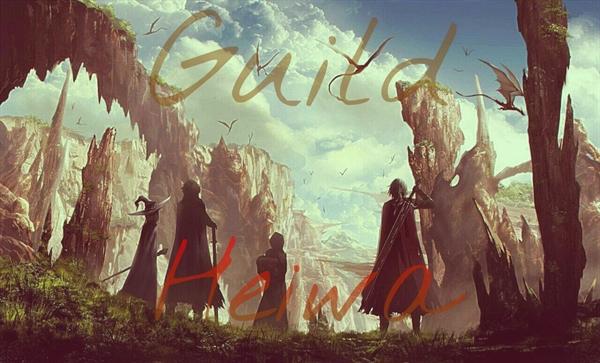 Fanfic / Fanfiction Guild Heiwa || Interativa