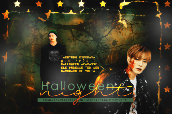 Fanfic / Fanfiction Halloween Night