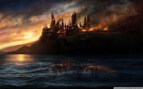 Fanfic / Fanfiction Harry Potter : A ascenção das trevas