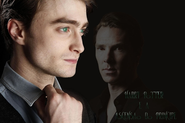 Fanfic / Fanfiction Harry Potter e a Ascensão do Príncipe