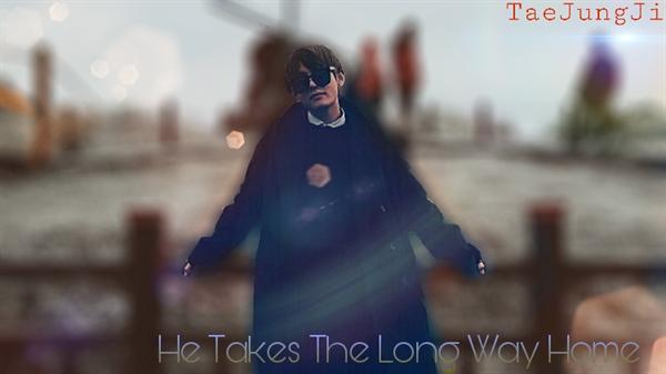 Fanfic / Fanfiction He Takes The Long Way Home