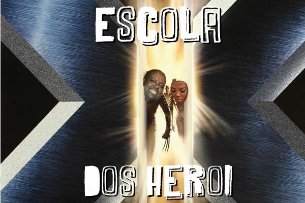 Fanfic / Fanfiction Escola dos Heroi
