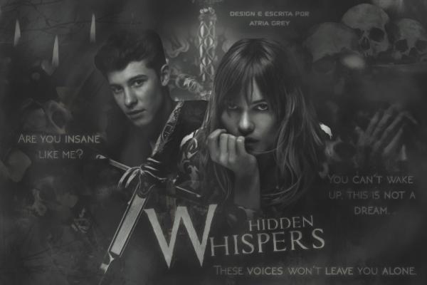 Fanfic / Fanfiction Hidden Whispers