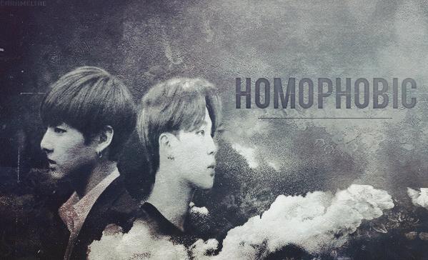 Fanfic / Fanfiction Homophobic