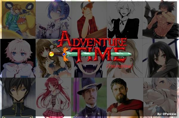 Fanfic / Fanfiction Hora de aventura (interativa)