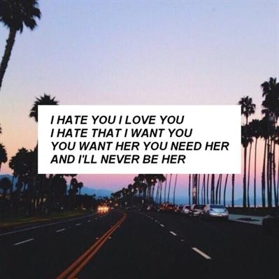 Fanfic / Fanfiction I hate u, Jennie Kim