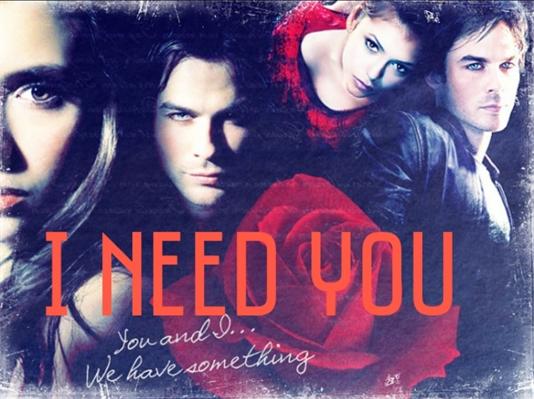 Fanfic / Fanfiction I Need you .